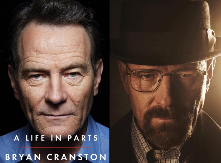 Book Review: A Life in Parts by Bryan Cranston