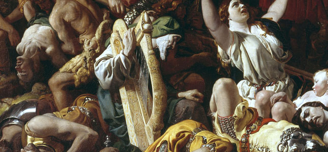 harp-detail-from-daneil-maclise-the-marriage-of-strongbow-and-aoife-1854