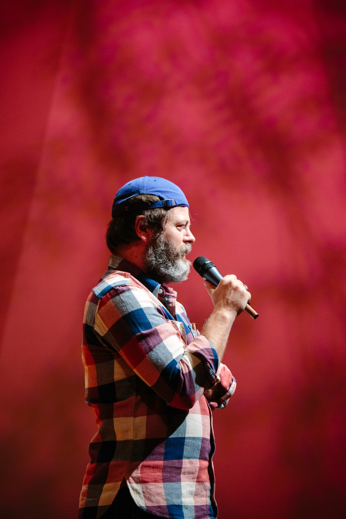 Introductions: Nick Offerman