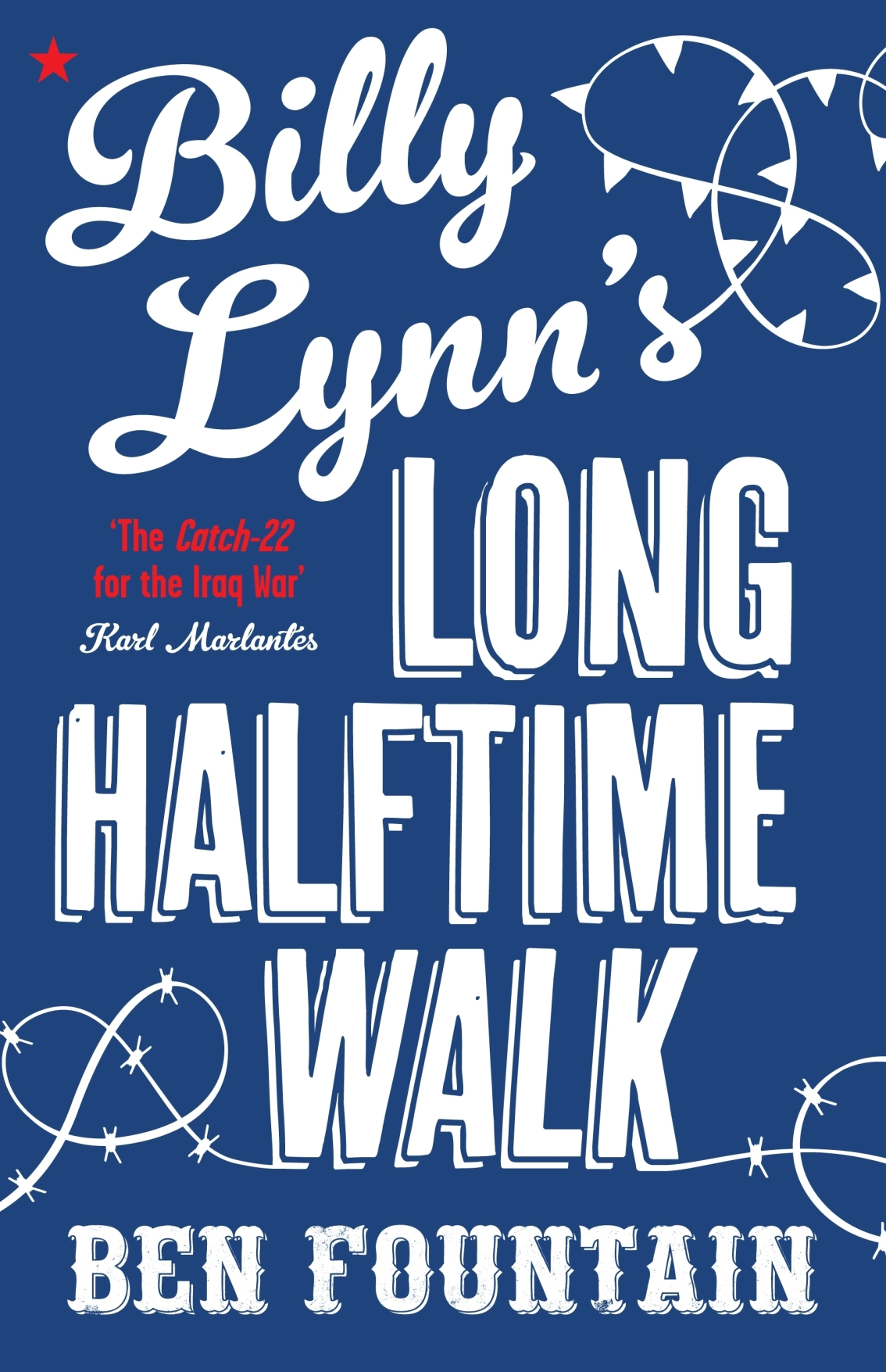 The Relevance of Billy Lynn's Long Half-Time Walk