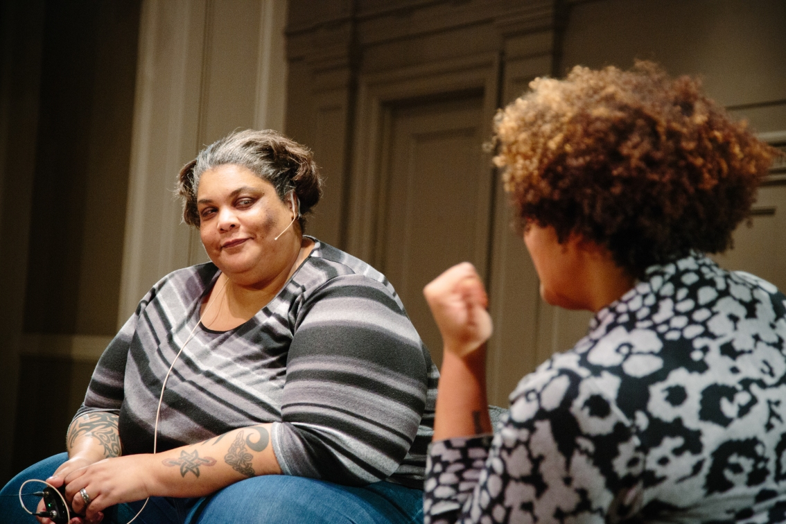 Introductions: Roxane Gay